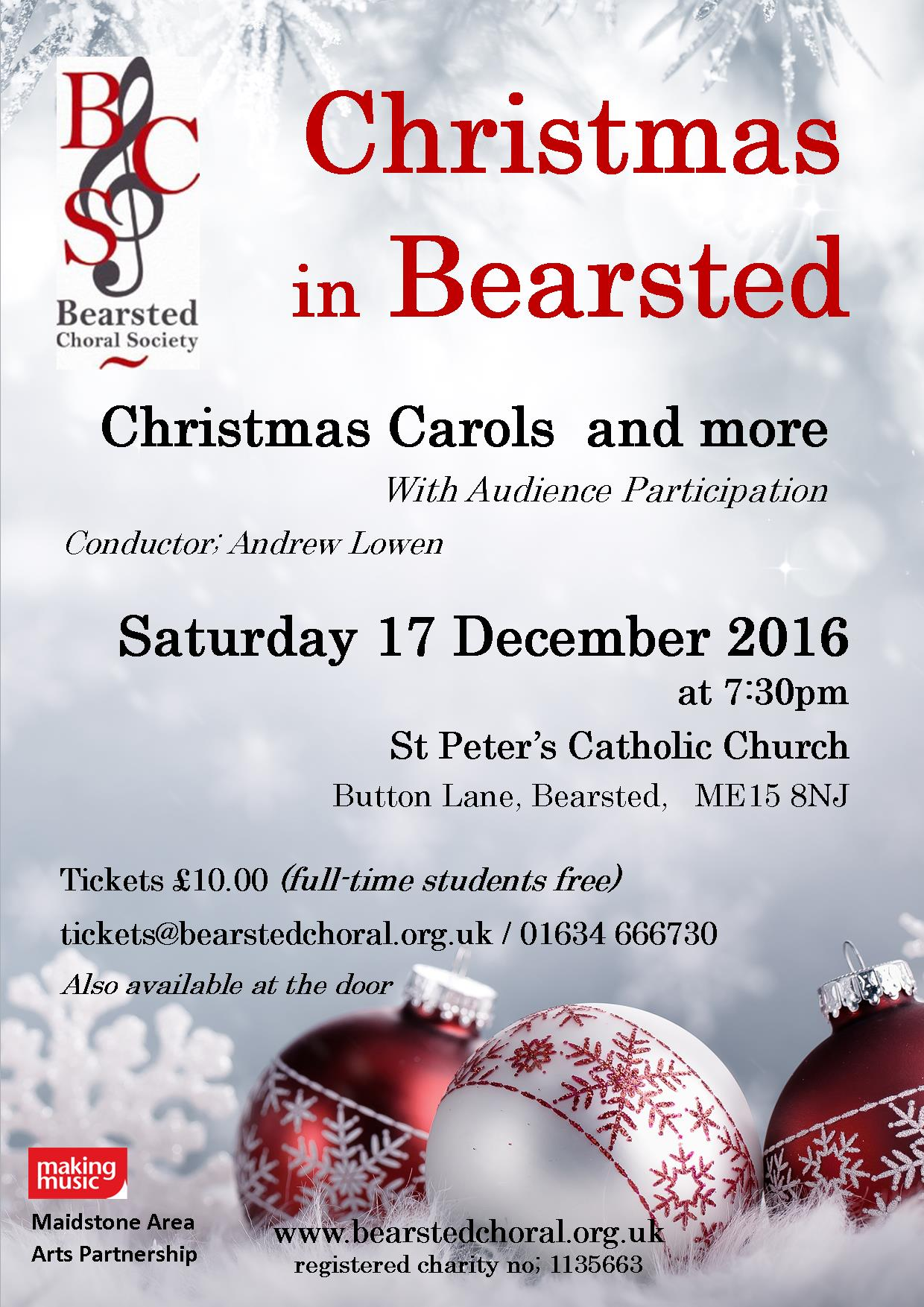 christmasinbearsted2016poster